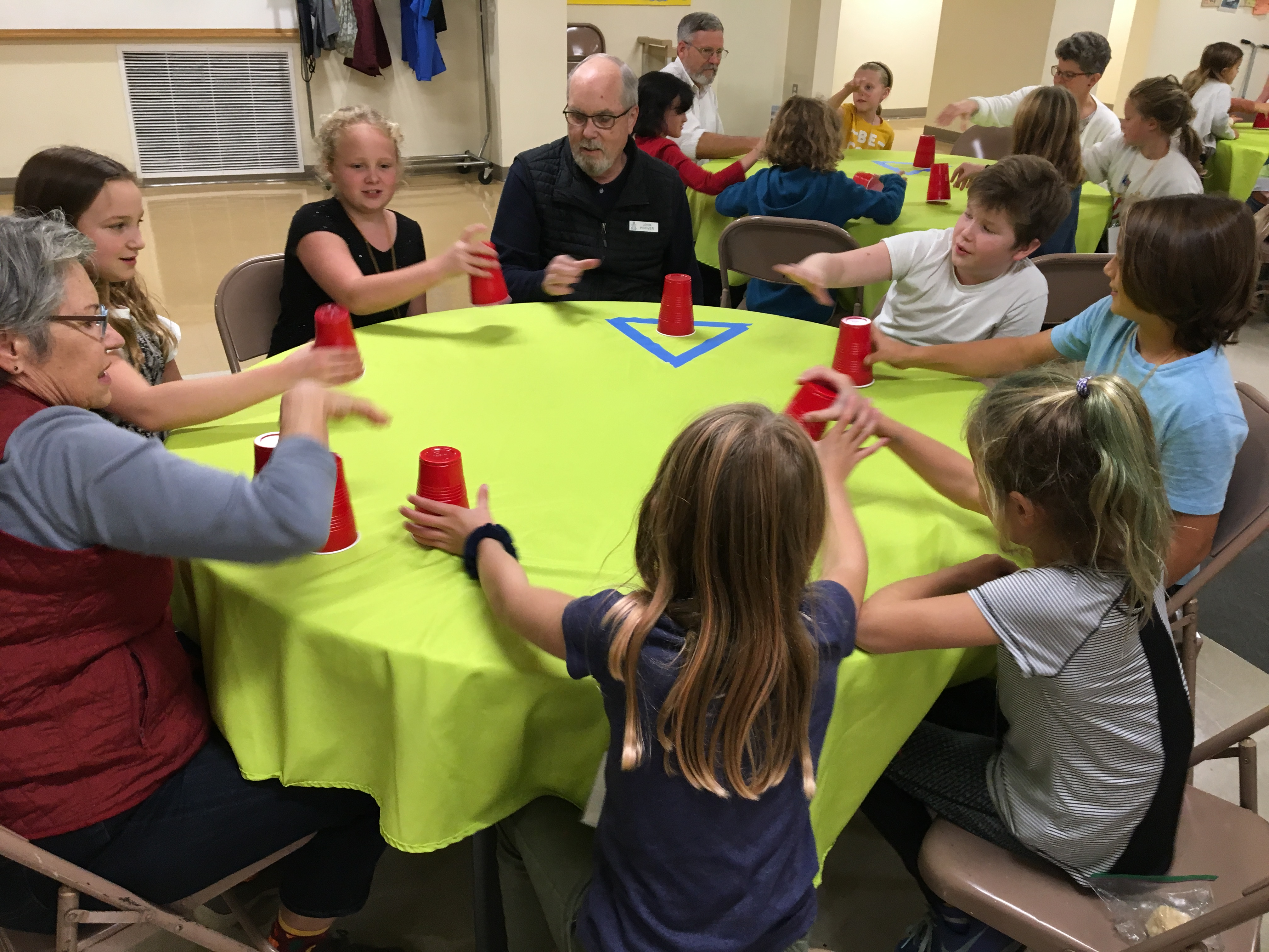 Interested in our vibrant children's ministry?